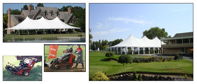 Event Rentals in the Tri-County Metro Area