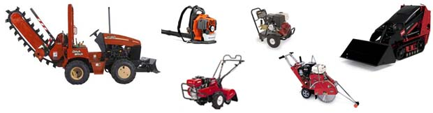 Equipment Rentals in Rochester Hills MI
