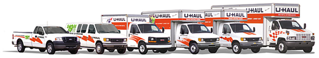 U-Haul rentals and moving supplies in the Tri-County Metro Area