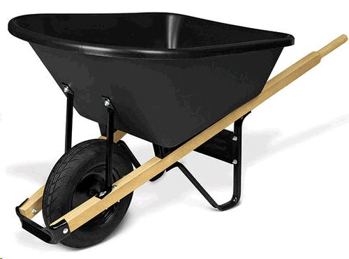 Where to find WHEELBARROW, CONTRACTOR in Detroit