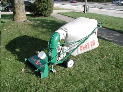 Where to find BILLIE GOAT VACUUM, LEAF 8 HP in Detroit