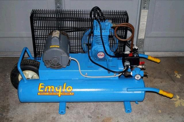 Where to find COMPRESSOR,    6 CFM ELEC in Detroit