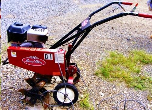 Where to find TILLER, FRONT TINE  4 HP in Detroit