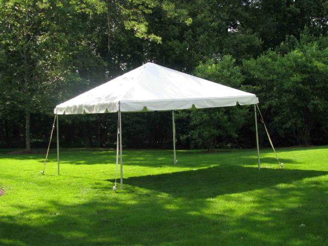 Where to find FRAME TENT, 10  X 10  WHITE in Detroit