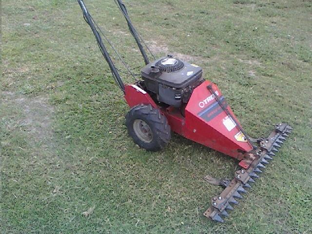 Where to find SICKLE-BAR MOWER in Detroit