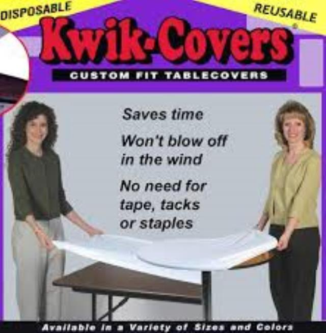 Where to find KWIK-COVER, 60 , WHITE in Detroit