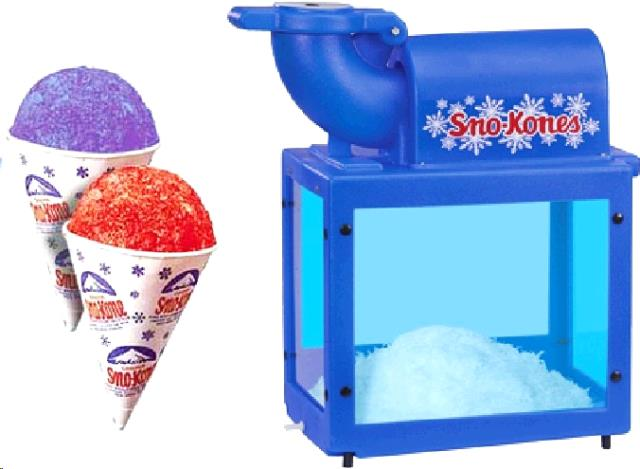 Where to find SNO KONE MACHINE in Detroit
