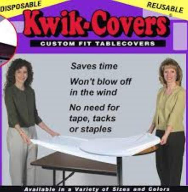 Where to find KWIK COVER, 8  BLACK in Detroit