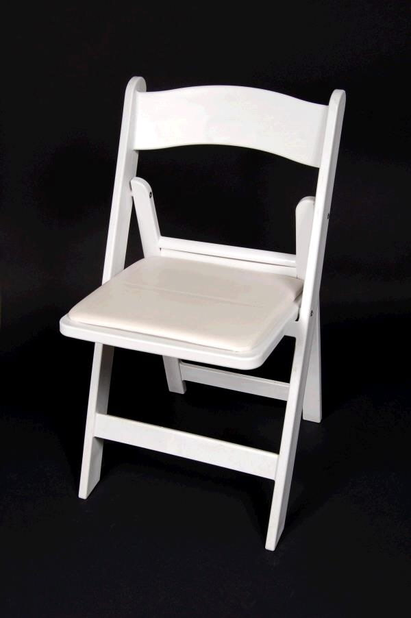 Where to find CHAIR, WHITE PADDED in Detroit