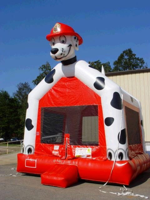 Where to find DALMATION BOUNCE HOUSE in Detroit