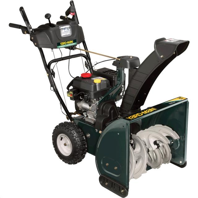 Where to find YARD MACHINE 10 HP SNOW BLOWER in Detroit