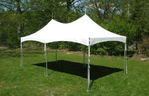 Where to find FRAME TENT, 10 X 20 WHITE in Detroit