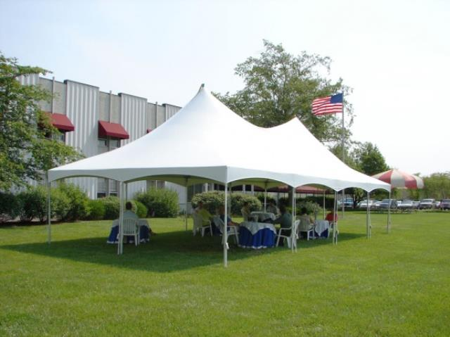 Where to find FRAME TENT, HI-PEAK 20X40 FIESTA WHITE in Detroit