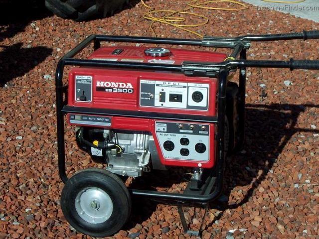 Honda Generator 3500 Watt Gas Rentals Detroit Mi Where To