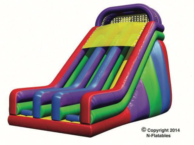 Where to find BOUNCER SLIDE in Detroit