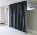 Where to rent PIPE   DRAPE 8 H BLACK in Detroit MI