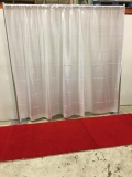 Where to rent PIPE   DRAPE 8 H WHITE in Detroit MI