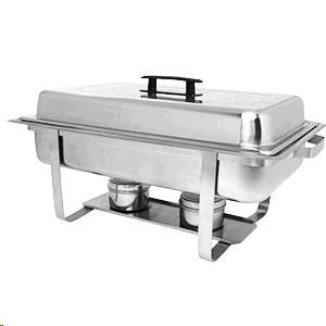 Where to find CHAFER, 8 QT STAINLESS in Detroit