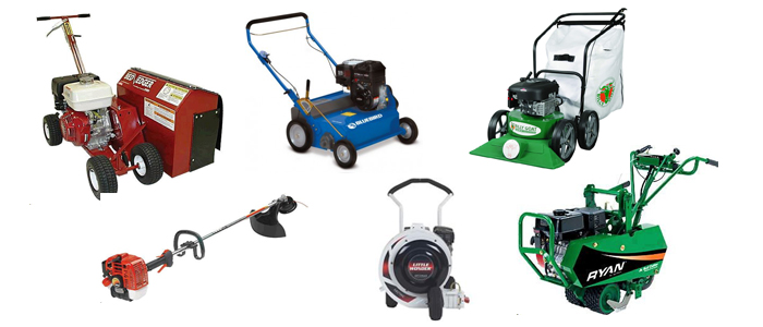 Equipment rentals in Rochester Michigan, Troy, Shelby, Auburn Hills, Utica MI