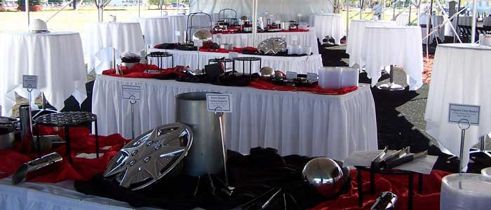 Special Event rentals in Rochester Michigan, Troy, Shelby, Auburn Hills, Utica MI
